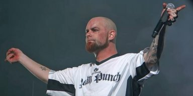 FIVE FINGER DEATH PUNCH Frontman: 'I'm Having The Best Time Of My Life Right Now'