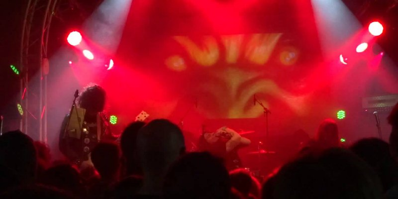 Listen To Acid Witch At Roadburn 2015 Right Here Because its Bad Ass!