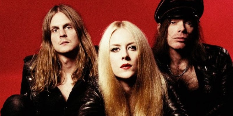 LUCIFER's JOHANNA SADONIS On Retro Rock Image: 'Nobody Wants To See BLACK SABBATH In Jogging Pants And Sneakers'