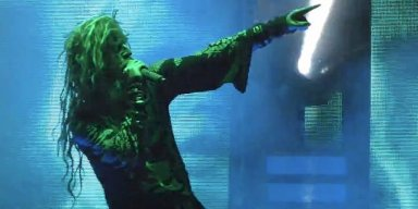 Watch ROB ZOMBIE Perform Cover Of 'Sweet Dreams (Are Made of This)' After MARILYN MANSON Cancels Concert
