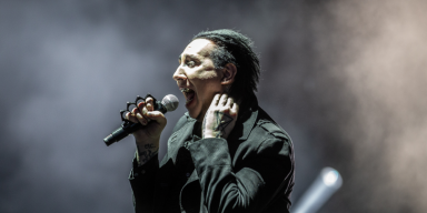 MARILYN MANSON Cites 'The Flu' As Reason For Toronto Concert Cancelation