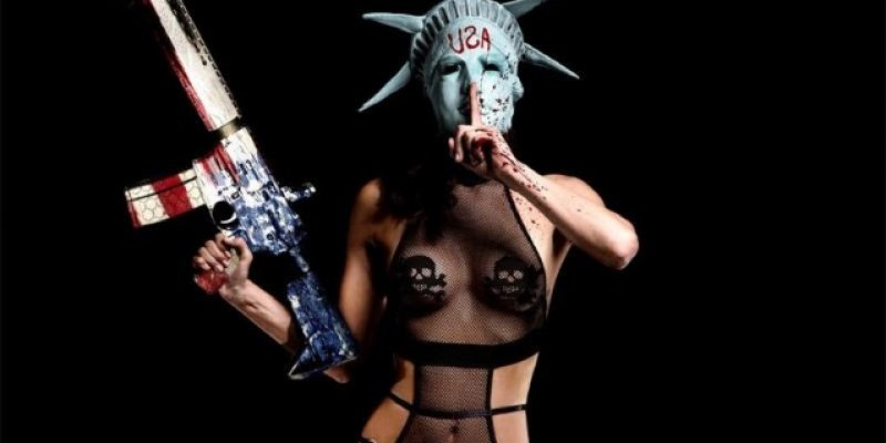 OTEP Calls Out NRA In Shocking New Music Video For 'Shelter In Place'