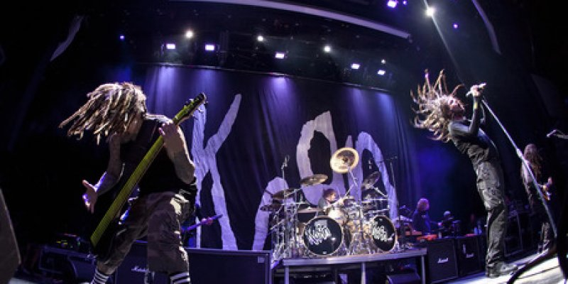 Korn Begin Recording New Album!