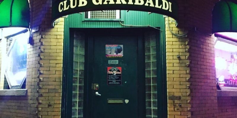 Club Garibaldi Speaks With Luka From Prezir And Decides Not To Cancel The Show After Allegations Of Nazism Proved To Be False!