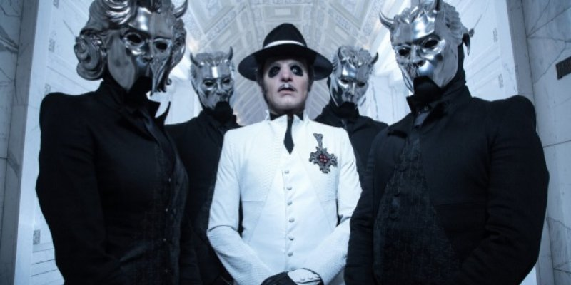GHOST's 'Rats' Is Longest-Running No. 1 Song On BILLBOARD's 'Mainstream Rock Songs' Chart This Year