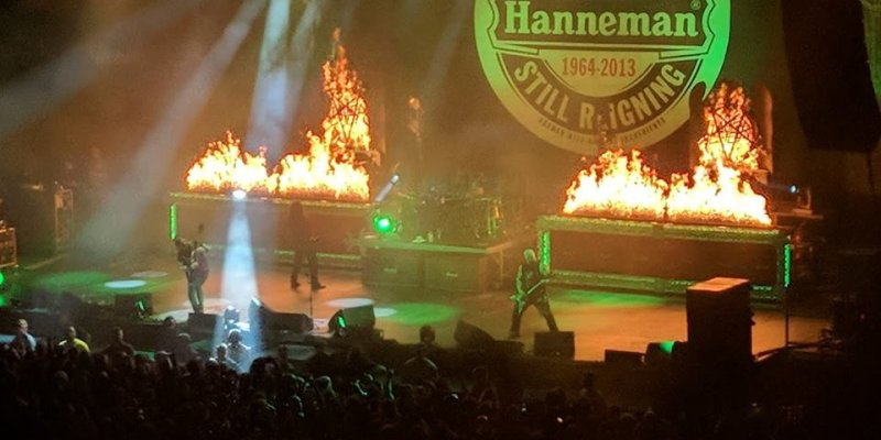 MDR Reports From Slayer's Farewell Tour in Nashville, TN