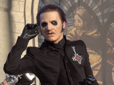 GHOST's TOBIAS FORGE Talks About Whats Lacking In Today's Rock Music And Why Most Bands Record DVD's In South America!