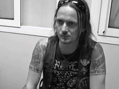 WATAIN Says New Guitarist HAMPUS ERIKSSON Is A 'Total Diehard'!