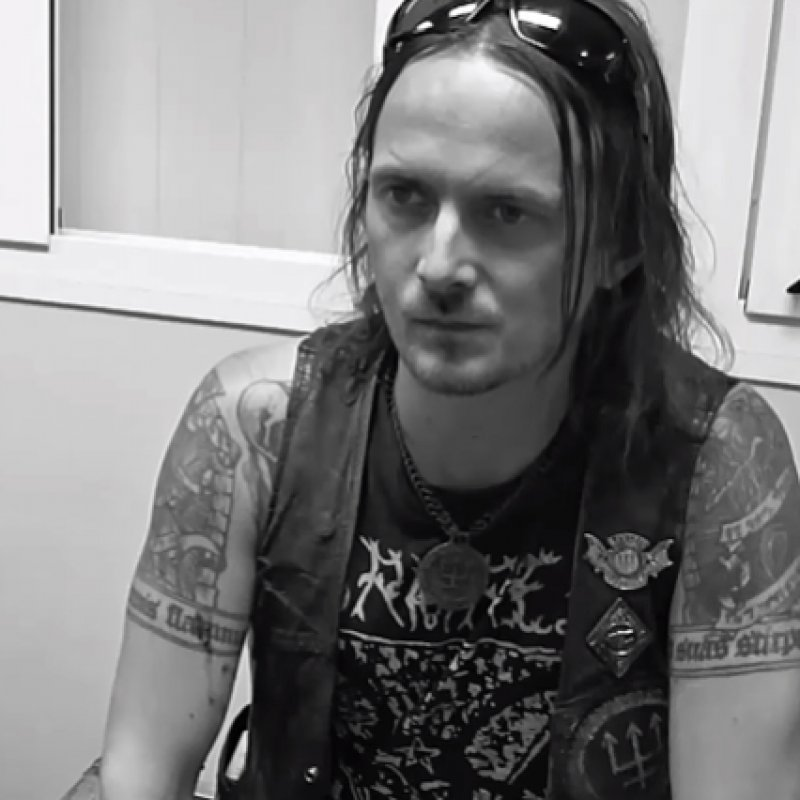 WATAIN Says New Guitarist HAMPUS ERIKSSON Is A 'Total Diehard'!