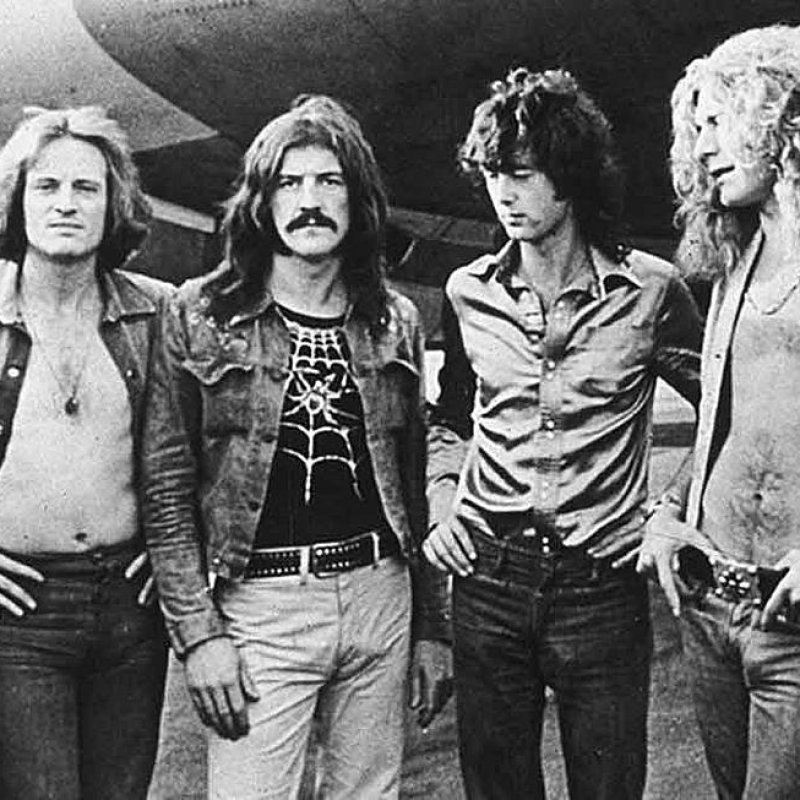 15 Times Led Zeppelin Went Metal Heavy Metal On Your Ass