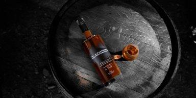 Introducing METALLICA's 'Blackened' American Whiskey!