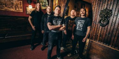 GREEN DEATH Release 'I Am Eternal' Music Video