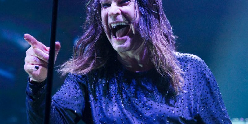 OZZY OSBOURNE Is Not Retiring: 'It's Called The 'No More Tours' Tour. It Doesn't Say 'No More Tours Ever.''