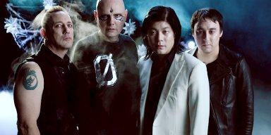 "THE SMASHING PUMPKINS - New Single ""Silvery Sometimes (Ghosts)"" Now Streaming!"