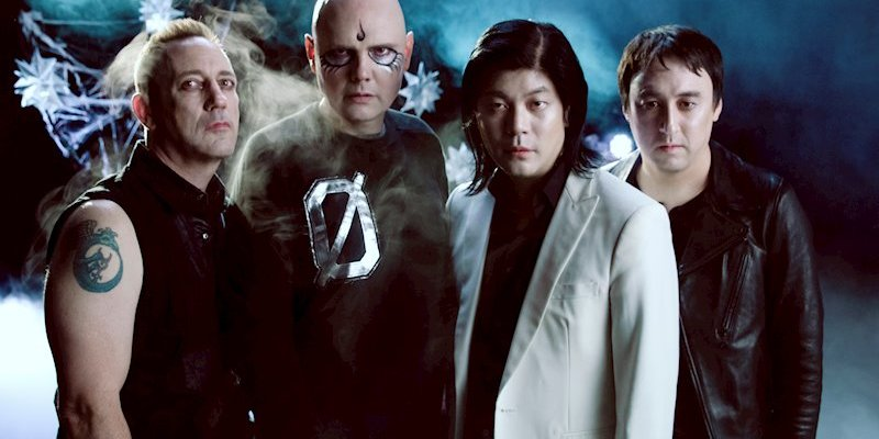 """THE SMASHING PUMPKINS - New Single """"Silvery Sometimes (Ghosts)"""" Now Streaming!"""