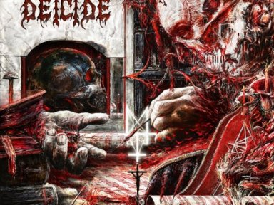 DEICIDE Brand New Video 'Defying The Sacred' & Interview With Glen Benton On Hellcast!