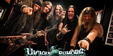 Vicious Rumors Who Stand as One of the Longest Running, Most Prolific US Power Metal Bands in History Announce European Tour