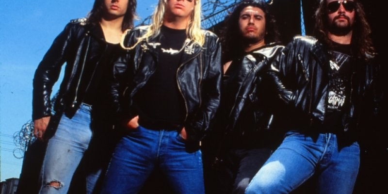 DAVE LOMBARDO: 'If JEFF HANNEMAN Was Still Here And Still In SLAYER, He Wouldn't Want To Retire'
