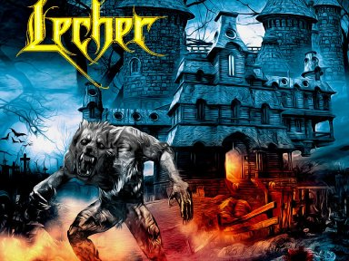 Brazilian metal warriors LECHER launch debut album
