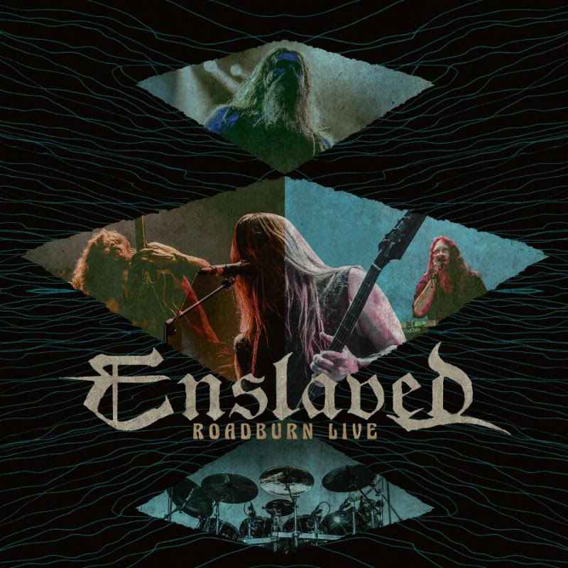 ENSLAVED To Release Roadburn Live 2XLP For Record Store Day