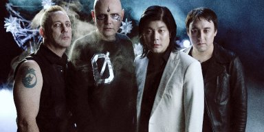"THE SMASHING PUMPKINS - Premiere Billy Corgan-Directed Video For ""Silvery Sometimes (Ghosts)"""