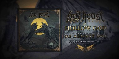 FULL HOUSE BREW CREW Featuring ROTTING CHRIST Member Release 'Hollow God' Lyric Video