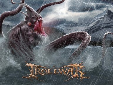 "Experience The Relentless Sea With TROLLWAR's Single ""Summoning"" From New Album ""Oath of The Storm"""