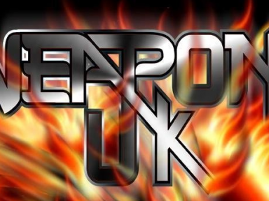 "WEAPON UK - ""Set The Stage Alight - The Anthology"""