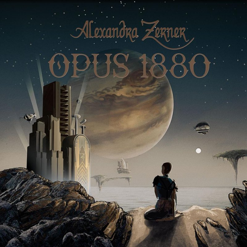 """Alexandra Zerner: Stream """"Opus 1880"""", the new album from the bulgarian guitarist, in its entirety"""