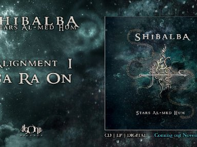 SHIBALBA (feat. key members of Acherontas and Nastrond) premiere new, meditative single