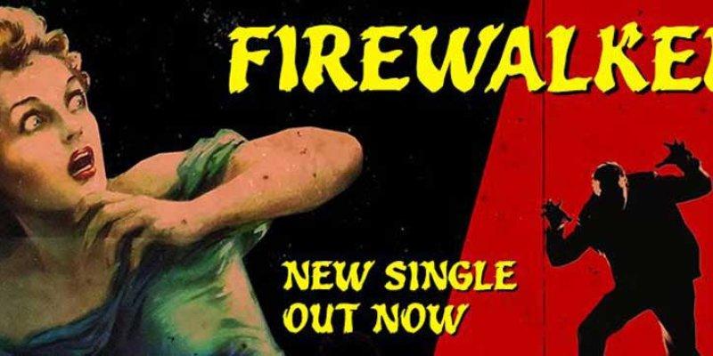 KING ZEBRA Release FIREWALKER Lyric Video Featuring Eric St. Michaels (ex-CHINA) On Vocals