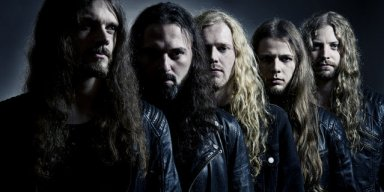 """Melodic doom-death metallers NAILED TO OBSCURITY to release """"Black Frost"""" next January!"""
