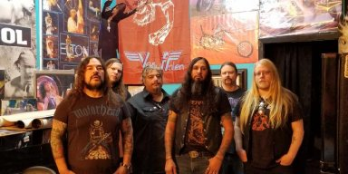 BLOOD OF THE SUN: Live Footage From Texas Heavy Rock Unit Featuring Henry Vasquez Of Saint Vitus Posted; Band To Release Blood's Thicker Than Love Full-Length In The US Via Listenable Records Next Month