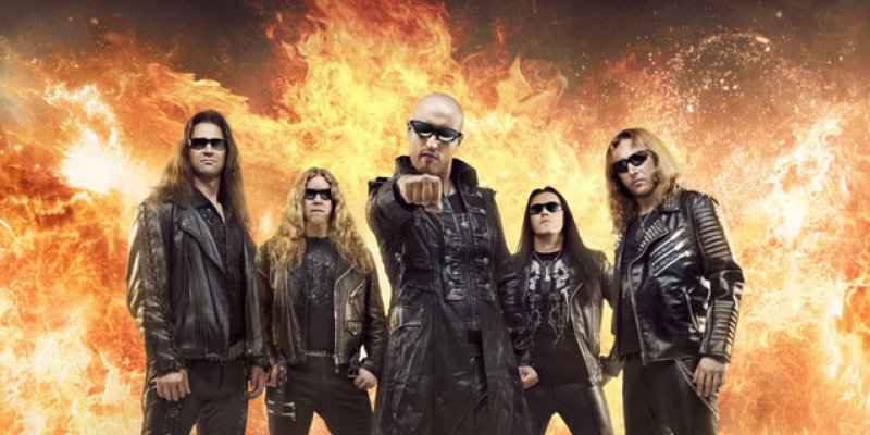 """BEAST IN BLACK - new studio album """"From Hell With Love"""" (February 8, 2019)"""
