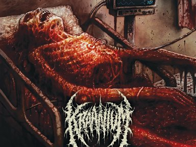 Kraanium - Slamchosis [slamming brutal death metal from Comatose Music]