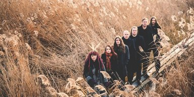 """SILENT STREAM OF GODLESS ELEGY entitled """"Smutnice"""". The new album of Moravian folkish doomsters is produced by Oriental rock pioneer Yossi Sassi (Yossi Sassi & The Oriental Rock Orchestra, ex-Orphaned Land)."""