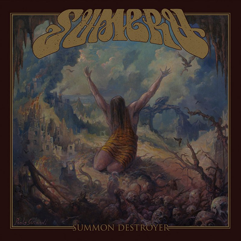 "Sumeru - ""a cult-like rite of sonic exorcism and visceral upheaval"""