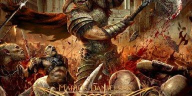 MARIUS DANIELSEN with All-Star Power Metal Cast Releasing 'Legend of Valley Doom: Part 2' November 30