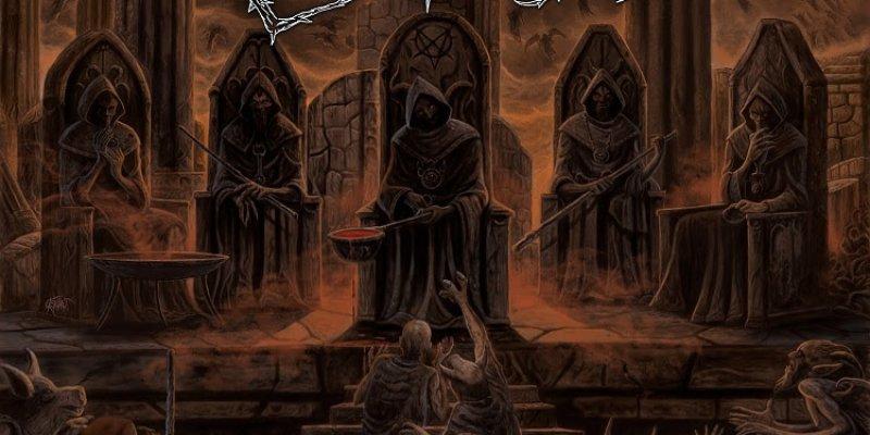 "VARATHRON release new lyric video for the song ""Luciferian Mystical Awakening""!"