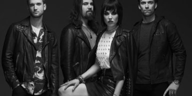 HALESTORM: Making Of 'Do Not Disturb' Video