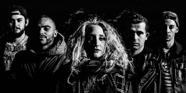 "French metal/rock newcomers DIZORDER streamed first EP ""MOON PHASES"""