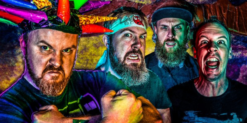 "PSYCHOSTICK New Music Video ""Socks & Sandals (Pajama Pants) + Tour Dates + New Album ""DO"" Out Now"