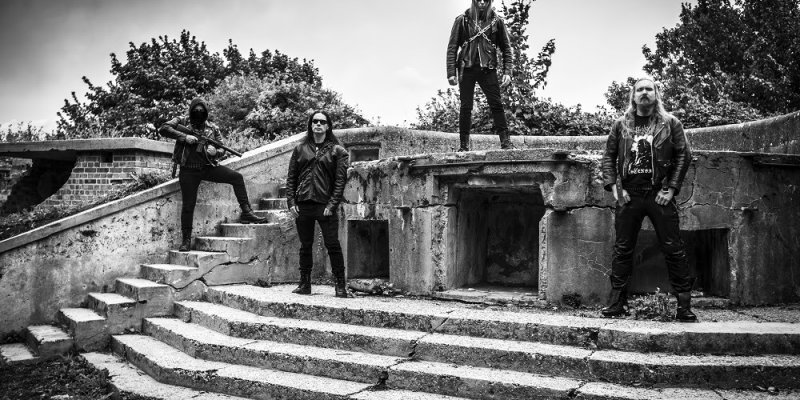 SPEARHEAD premiere new track at NoCleanSinging.com