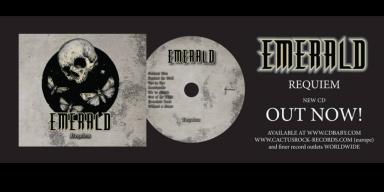 "Emerald premieres their 4th full-length: ""Requiem"""