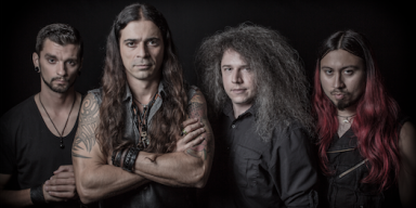 """SUPER METAL"" QUARTET IMMORTAL GUARDIAN TO SUPPORT GUITAR LEGEND MARTY FRIEDMAN"