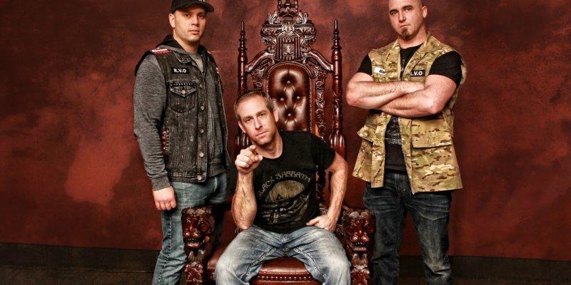 Out Now! Ottawa's TRIGON Debut Album Fed Up