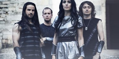 "KALIDIA: ""BLACK SAILS"" LYRIC VIDEO RELEASED"
