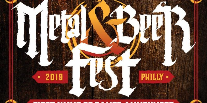 First Wave of Bands & Breweries Announced for Decibel Metal & Beer Fest: Philly 2019