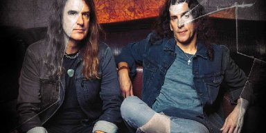 ALTITUDES & ATTITUDE Feat. DAVID ELLEFSON (Megadeth) & FRANK BELLO (Anthrax) New Album 'Get It Out' Due In January