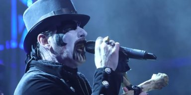 KING DIAMOND: Trailer For Upcoming 'Songs For The Dead Live' DVD, Blu-Ray
